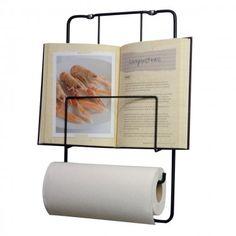Ramka na książkę kucharską i ręcznik kuchenny, Puhlmann