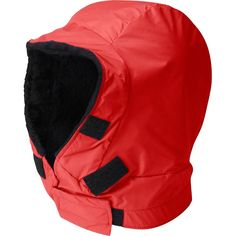 Buffalo DP Hood - Red