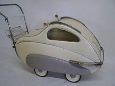 Art Deco straemline