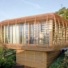 Cool Eco house