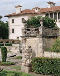 Vizcaya Estate, Miama Fl