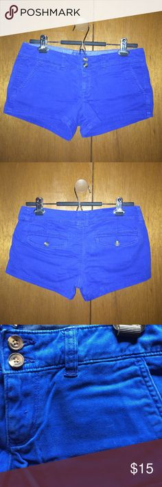 AEO Shorts (size 0) Gently worn maybe a handful of times. Great condition. American Eagle Outfitters Shorts