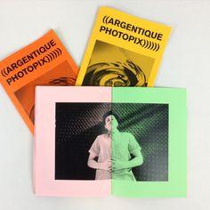 ARGENTIQUE PHOTOPIX Fanzine noir et blanc 13 exemplaires