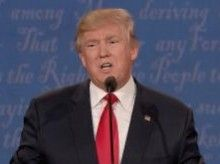"Oct 19. video link. ""'I'll keep you in suspense': Trump on whether he'll accept election results"""
