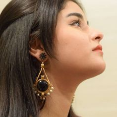 Bollywood Fashion, Bollywood Actress, Zaira Wasim, Stylish Girl Images, Girl Photography Poses, Girls Image, Cute Faces, India Beauty, Designer Earrings