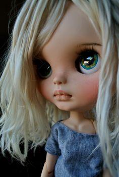 Custom Blythe doll by Susana Gonzalo / Suedolls