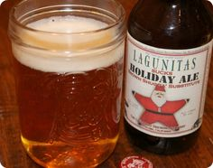 Grab this one while you can!  Lagunitas made this beer because their brewery expansion kept them from brewing their annual barleywine Brown Sugga.  Well, this substitute does not suck!