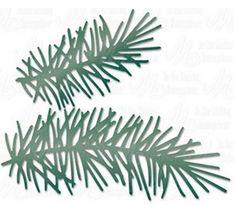 Dee's Distinctively Dies - Pine Sprigs 2