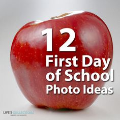 Whether your little one is entering second or seventh grade, the first day of school is a wonderful time to take a special picture to celebrate the occasion. Add some pizazz to your photos this yea...