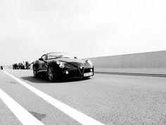 Simply one of the most beautiful cars created | Alfa Romeo 8C