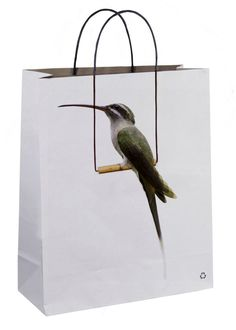 Diseño de bolsas creativas.  Creative Shopping Bag Designs
