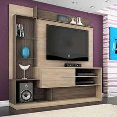 50 Images Of Modern Floating Wall Theater Entertainment Design Ideas With Shelves - Bahay OFW Lcd Unit Design, Modern Tv Unit Designs, Modern Tv Wall Units, Tv Stand Designs, Living Room Tv Unit Designs, Tv Wall Design, Door Design, Home Theater, Simple Tv Stand