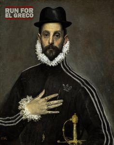 1. El griego ha sido un pintor, escultor y arquitecto griega vivencia en Italia y en España. Está entre las figuras más importantes del Renacimiento español. Nació a Creta, que hizo parte de la República de Venecia a la época.