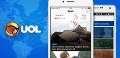 UOL lança novo app de notícias