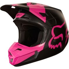 13ba66761b71e New 2018 FOX Racing V2 MASTAR HELMET BLACK Adult Size Small (eBay Link) Bmx