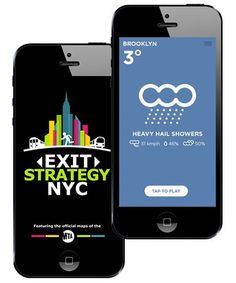 Best NYC Apps - Subway Maps - Food Delivery