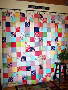 1000 Images About Patchwork Squares Quilts On Pinterest