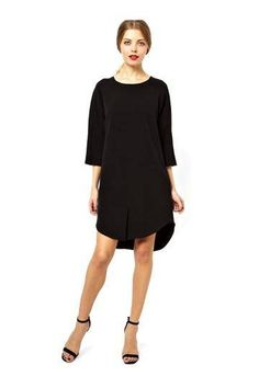 Dress with Half Sleeve - US$19.95 -YOINS