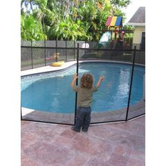1000 Ideas About Fence Around Pool On Pinterest Pool