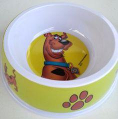 Hanna-Barbera SCOOBY DOO Dog Pet Food or Water Dish ~ Lim... http://www.amazon.com/dp/B00H0LCE6U/ref=cm_sw_r_pi_dp_eA6fxb17NATYQ