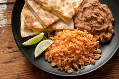 This Spanish rice recipe is a classic red rice to serve with beans, inside a burrito, or alongside any Mexican dish. This Spanish rice recipe is a classic red rice to serve with beans, inside a burrito, or alongside any Mexican dish. Rice Recipes, Mexican Food Recipes, Cooking Recipes, Ethnic Recipes, Cooking Rice, Yummy Recipes, Recipies, Cooking Ideas, Veggie Recipes