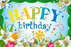 happy birthday images animated free