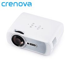 US $98.00 Crenova XPE460 LED Upgraded Projector 1200 Lumens 800*480 Resolution Home Cinema Support PC Laptop USB TV Box iPad Smartphone. Aliexpress product