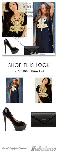"""""""MaisonMarrakech"""" by amra-2-2 ❤ liked on Polyvore featuring Balenciaga"""