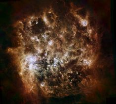 NASA Astronomy Picture of the Day 2016 January 14 Infrared Portrait of the Large Magellanic Cloud Cosmic dust clouds ripple across this infrared portrait of our Milky Way's satellite galaxy, the Large...