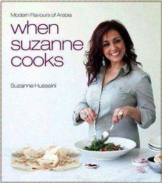 When Suzanne Cooks  - Suzanne Husseini - on Arabic Zeal
