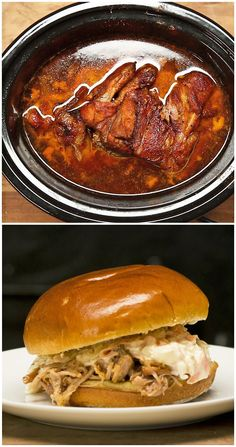 Cider Pulled Pork