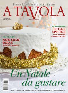 Copertina A Tavola - Dicembre 2013  €