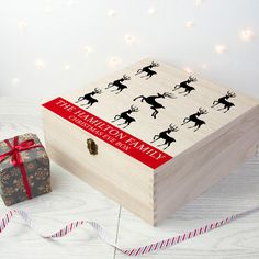 Bring a little extra magic & sparkle to Christmas Eve this year with a Christmas Eve Box filled to the brim with treats for that special little one. Children