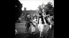 Cecil Beaton's photograph of a fancy-dress party - the Fete Champetre, Ashcombe 10 July 1937