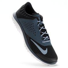 huge discount d7ba2 1d45a Nike FS Lite Run 2 Women s Running Shoes, Black Grey (€45) ❤. Run 2KohlsNike  Skor