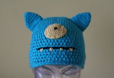 Adorable Monster hat