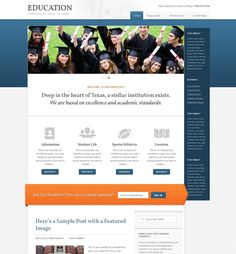 20+ Beautiful Education WordPress Themes