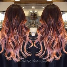 This Tropical Rose Color Melt is a DREAM.