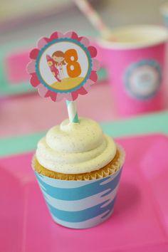 Surfer Girl Birthday Party Eighth Supplies Surfing Supplies Cake Decor