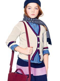 #clothesforhumans #Benetton #FW16 #collection #trend #fashion #girl #knitwear…