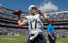 Philip Rivers - AFC Offensive Player of Month!