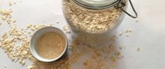 Oatmeal and Honey Face Scrub - It moisturizes your skin and leaves it soft and radiant
