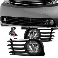 Remarkable Power TY738-C 2004-09 Toyota Prius Fog Lights ...