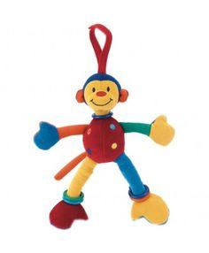 Hoopy Harlequin Small Monkey
