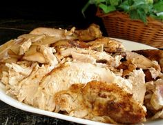 whole chicken crock pot recipe
