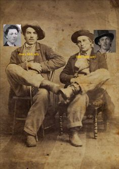 Billy and Josey McCarty / RJ Pastore Collection