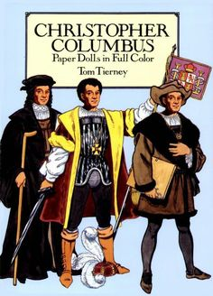 Christopher columbus paper