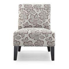 DHI Monaco Hibiscus Slipper Chair & Reviews   Wayfair