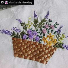 @dianhandembroidery #ricamo #embroidery #bordado #broderie #handembroidery #needlework