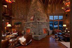 Odd Fireplace